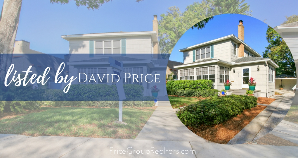 Listed by David Price: 1225 12th St N