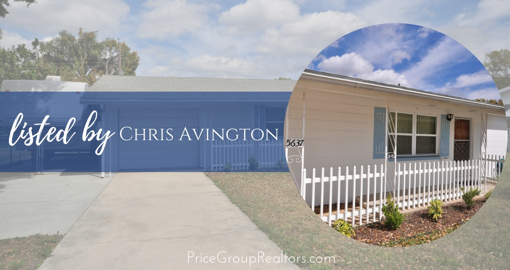 Listed by Chris Avington: 5637 30th Ave N