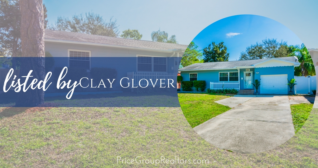 Listed by Clay Glover: 8921 1st St NE