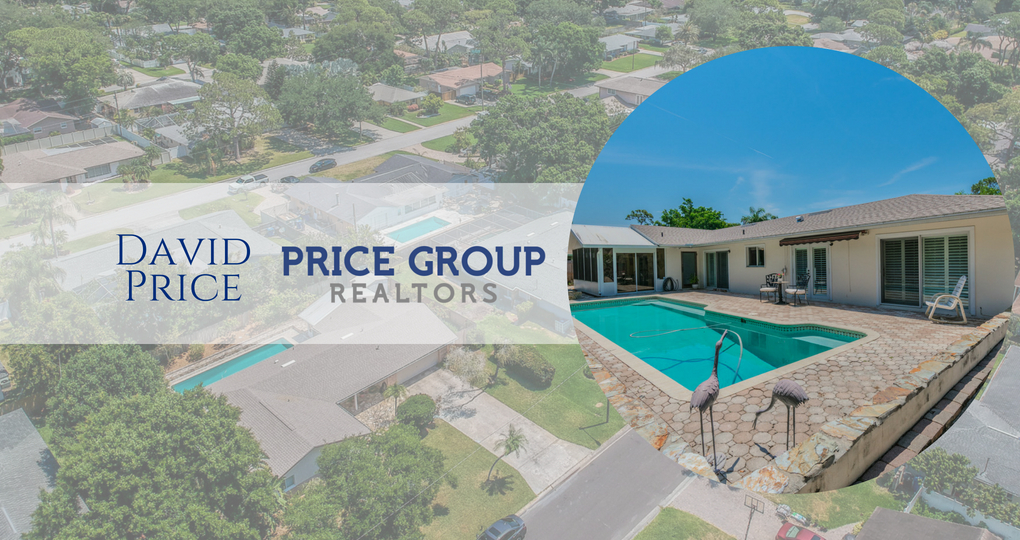 Listed by David Price: 1391 86th Ave N