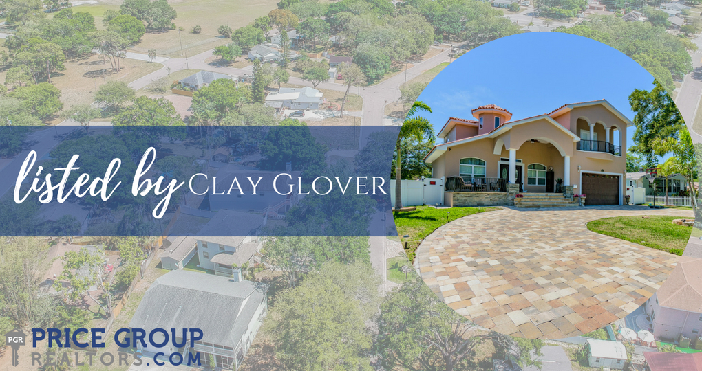 Listed by Clay Glover: 6330 Cedar St NE