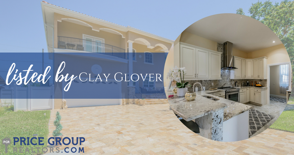 Listed by Clay Glover: 8451 5th St N