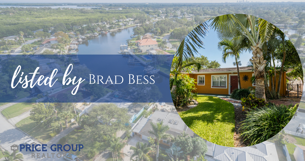 Listed by Brad Bess: 9520 Sun Isle Dr NE