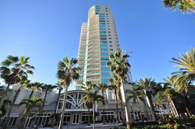 downtown st. petersburg condos ovation